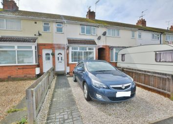 Thumbnail 3 bed terraced house for sale in St Aidens Road, North Hykeham, Lincoln