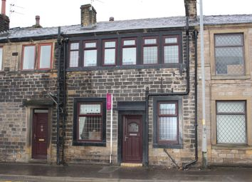 Thumbnail 1 bedroom terraced house to rent in Rochdale Road, Milnrow, Rochdale