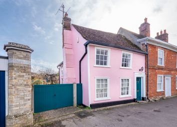 Thumbnail 2 bed detached house for sale in Hall Street, Long Melford, Sudbury, Suffolk