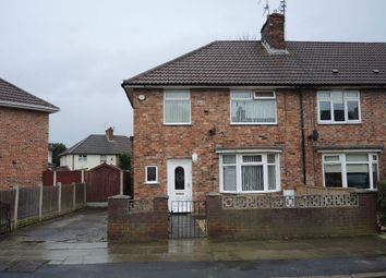 Thumbnail 3 bed end terrace house for sale in Morningside Road, Norris Green, Liverpool