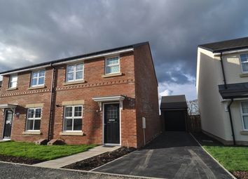 Thumbnail 3 bedroom semi-detached house to rent in Blenkin Way, Durham Gate, Spennymoor