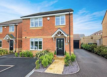 Thumbnail 4 bed detached house for sale in Quincy Way, Stafford