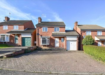 Thumbnail 3 bed detached house to rent in Senwick Drive, Wellingborough
