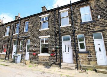 Thumbnail 2 bed terraced house for sale in Reinwood Road, Quarmby, Huddersfield