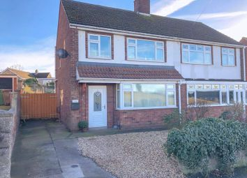 Thumbnail 4 bed semi-detached house for sale in Enderby Road, Scunthorpe