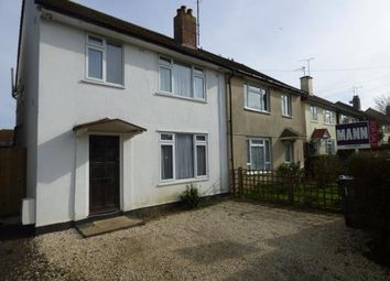 Thumbnail 3 bed semi-detached house for sale in Clynton Way, Ashford, Kent