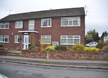 Thumbnail 2 bed flat to rent in Rivington Road, Salford