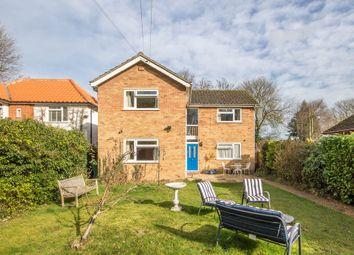 Thumbnail 4 bedroom detached house for sale in Girton Road, Girton, Cambridge