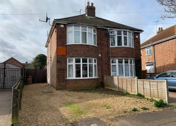 3 bed semi-detached house to rent in Caverstede Road, Walton, Peterborough PE4