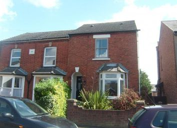 Thumbnail 2 bedroom semi-detached house to rent in Spring Road, Kempston, Bedford