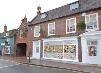 Thumbnail 2 bed maisonette for sale in Stratford Arcade, High Street, Stony Stratford, Milton Keynes