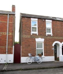 Thumbnail 2 bedroom end terrace house for sale in Earl Street, Oxford
