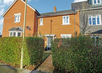 Thumbnail 3 bed terraced house to rent in Quicksilver Way, Andover