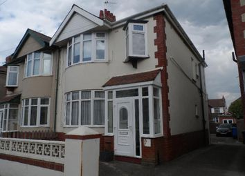 Thumbnail 1 bedroom flat for sale in Derby Road, Cleveleys
