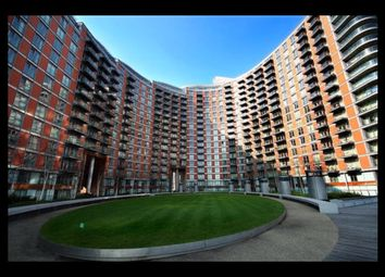 Thumbnail 2 bedroom flat to rent in New Providence Wharf, 1 Fairmont Avenue, Canary Wharf, Docklands, London