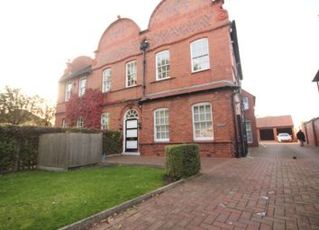 Thumbnail 1 bed flat to rent in Oakbank, Church Road, Dodleston, Chester