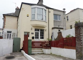 Thumbnail 2 bedroom semi-detached house for sale in Maple Grove, Mutley, Plymouth