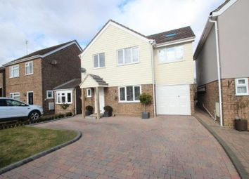 Thumbnail 4 bed detached house to rent in Clover Drive, Thorrington, Colchester