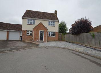 Thumbnail 4 bed detached house for sale in Bainbridge Close, Grange Park, Swindon