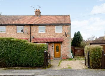 Thumbnail 2 bed semi-detached house for sale in West Crescent, Windsor