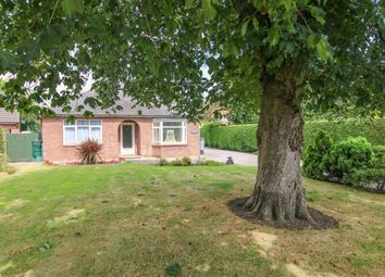 Thumbnail 4 bed bungalow for sale in Kirkby-Cum-Osgodby, Market Rasen, Lincolnshire