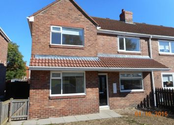 Thumbnail 2 bed terraced house to rent in Coronation Road, Wingate