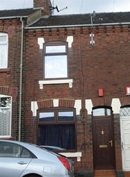 Thumbnail 3 bedroom terraced house to rent in Well Street, Hanley, Stoke-On-Trent