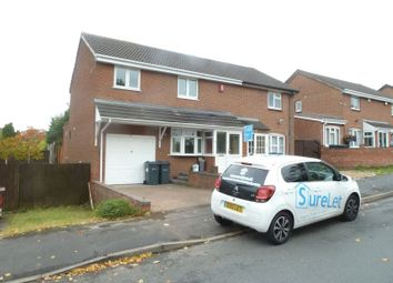 Thumbnail 4 bed semi-detached house to rent in Osler Street, Edgbaston, Birmingham
