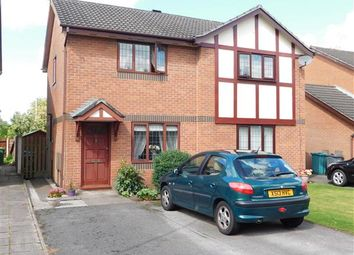 Thumbnail 2 bed semi-detached house for sale in Goldcrest Close, Sharston, Manchester