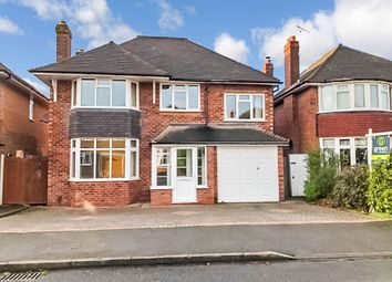 5 bed detached house for sale in Marchmount Road, Wylde Green, Sutton Coldfield B72