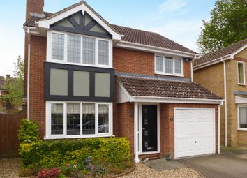 Thumbnail 4 bedroom detached house for sale in Thistledown Drive, Ixworth, Bury St. Edmunds