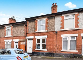 Thumbnail 3 bedroom terraced house for sale in Percy Street, Derby