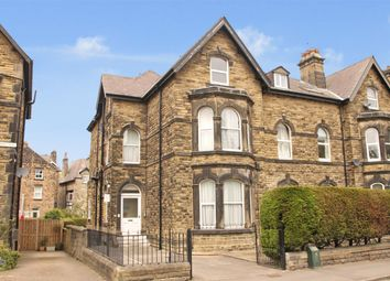 Thumbnail 3 bed flat for sale in East Parade, Harrogate