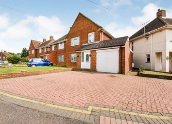 Thumbnail 3 bed semi-detached house for sale in Manor Grove, Sittingbourne, Kent, .
