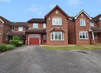 Thumbnail 4 bed detached house for sale in Sandhill Rise, Pontefract