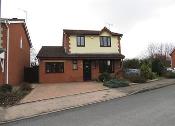 Thumbnail 3 bedroom detached house for sale in Middles Avenue, Lyppard Hanford, Worcester