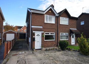 Thumbnail 3 bed semi-detached house to rent in Meadow Brook Close, Normanton
