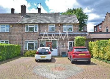 Thumbnail 4 bed semi-detached house for sale in Romford Road, Chigwell