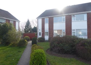 Thumbnail 2 bed flat for sale in 42 South View, Holton-Le-Clay, Grimsby 5Bw