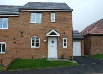 Thumbnail 3 bed property to rent in Bayfield, Northumberland Park, West Allotment