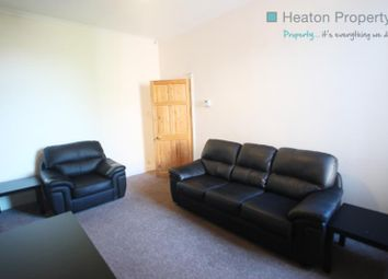 Thumbnail 3 bedroom flat to rent in Simonside Terrace, Heaton, Newcastle Upon Tyne, Tyne And Wear