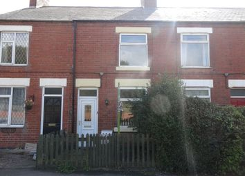 Thumbnail 2 bed terraced house to rent in Shaw Lane, Markfield