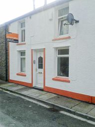 Thumbnail 2 bed terraced house to rent in Blaenllechau -, Ferndale
