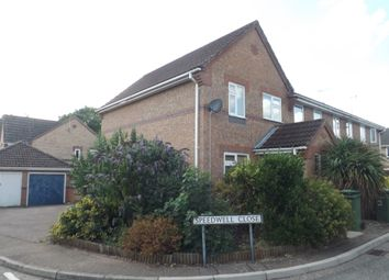 Thumbnail 3 bed semi-detached house to rent in Speedwell Close, Thetford