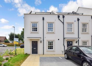 Thumbnail 4 bedroom town house for sale in Clarence Road, The Elements, Herne Bay, Kent