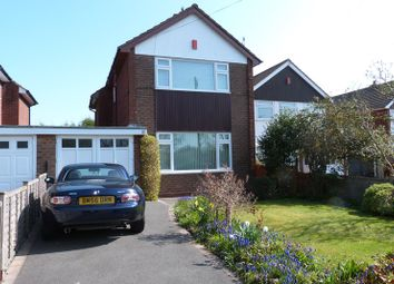 Thumbnail 3 bed detached house to rent in Station Road, Endon, Staffordshire
