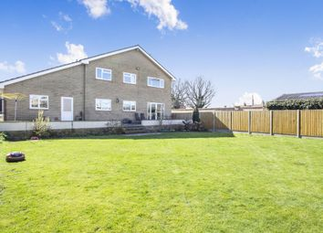 Thumbnail 5 bed detached house for sale in Bridle Lane, Downham Market