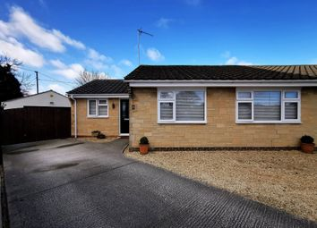 Thumbnail 3 bed semi-detached bungalow for sale in Roseberry Gardens, Gillingham
