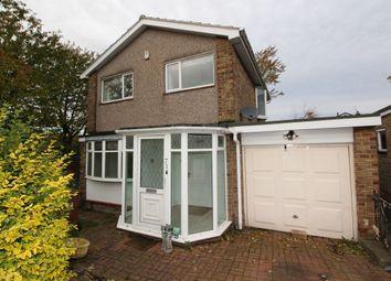 Thumbnail 3 bedroom detached house for sale in Park Lea, East Herrington, Sunderland