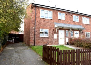 2 bed semi-detached house to rent in Inkerman Close, Hopewell Farm, Ilkeston, Derbyshire DE7
